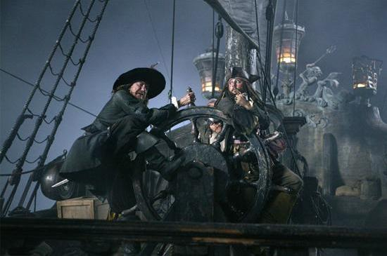 Jack ve Barbossa